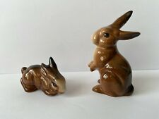 Beswick 823 & 824 Rabbits