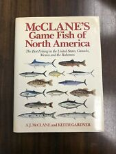 McClane's Game Fish Of North America By A.J. McClane & Keith Gardner. 1989