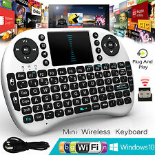 Fly Air 2.4G Mini Teclado Inalámbrico Ratón Touchpad Para PC Android TV Box XBMC Reino Unido