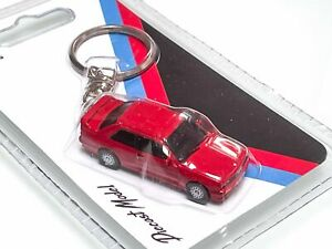 Z Models BMW E30 M3 Keyring, Roughly HO Scale, Ideal For Model Railways