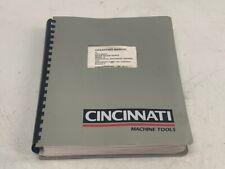 Cincinnati Maxim 500/630 Operating Manual, P/N 9703432032A, 1-Mc-98101-1, Used