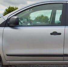Nissan Note 2007-2012 Front Door Passengers Side Nearside Left Silver (5 Door)