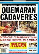 Mexican sensationalism tabloid-Peligro! 1990