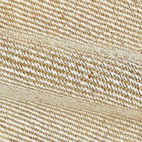 Ivory and Tan Luxury Woven Upholstery Fabric by the Yard - 54""
