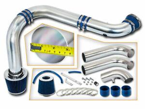 Cold Air Intake Kit + BLUE Filter For 02-10 Ram 1500 3.7L V6 / 4.7L V8