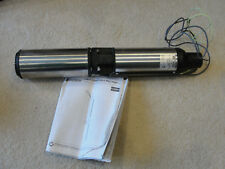 Utilitech 4in Submersible Well PUmp 230V 1/2 Horse Power, # 0313837