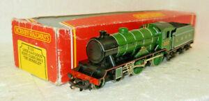 Hornby  OO Scale DCC Compatible LNER Hunt Class 4-4-0 #222 'Berkeley'