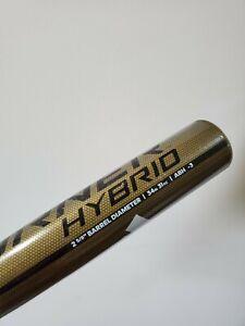 Adidas Aero Burner hybrid 34/31 (-3)  BBCOR  New! Free 2days ship!