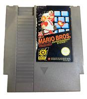 Super Mario Bros Nintendo NES PAL (B Grade Cart) #3