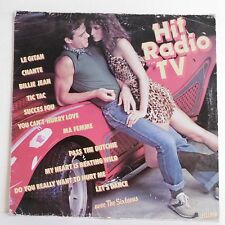"33T The SIXTEENS HIT RADIO TV Vinyle LP 12"" JACKSON BOWIE GIBSON JOUVEAUX Pin Up"