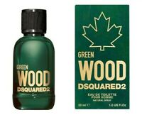 Dsquared2 GREEN WOOD men eau de toilette pour homme 30 ml 1 oz new sealed