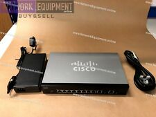 ⭐ Cisco SG300-10MPP-K9 PoE + Gigabit Switch ⭐