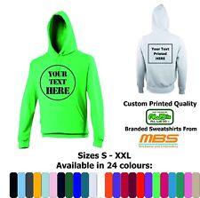 Custom Printed Hoodie Unisex Personalised Stag Workwear Event Golf Uniform