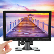 "Mini 7""/10""/10.1"" LCD CCTV Monitor PC Screen AV/RCA/VGA/HDMI for DSLR Raspberry"