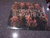 """Everything Beautiful"" VARIOUS GENRES SEALED LP OF MUSIC CASH, PRICE, PAGE, ETC"