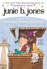 Junie B. Jones and  Some Sneaky Peeky Spying (A Stepping Stone Book(TM))