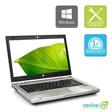 HP EliteBook 8460p Laptop  i5 Dual-Core 8GB 256GB SSD Win 10 Pro B v.WAA