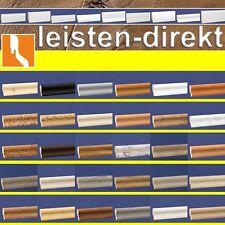 Sockelleisten Fußleisten Bodenleisten Laminat Design MEGA-DEKORE 2,6 Meter