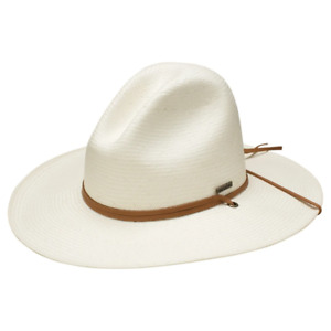 Stetson Straw Outdoor Gus Hat - Down River