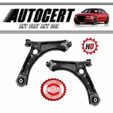 Seat Ibiza 6J Estate 2010-2016 Steel Front Lower Suspension Wishbone Arms 1 Pair