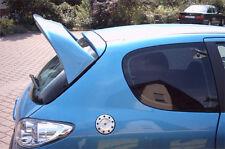 Peugeot 206 Heckspoiler HECKFLÜGEL Spoiler WRC-LOOK tuning-rs.eu