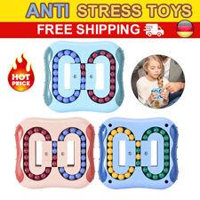 Rotierende Magic Bean Fingertip Cube Fidget Erwachsene Kinder kreative Spielzeug