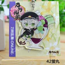 Touken Ranbu Online Hotarumaru Pendant Buckle Ring Hang Key