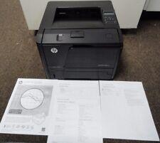 HP Laserjet Pro 400 M401n Workgroup Laser Printer - Great Shape