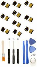 20 x Microphone Module + Tools for Samsung Galaxy Note 2 N7100 i317