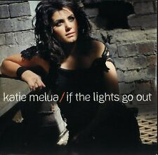 Katie Melua CD-SINGLE if the lights go out (1 track promo)