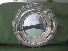 Wunderschöne große 800er Silber Anbiet-Schale von BRUCKMANN