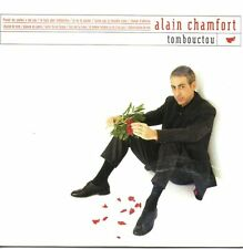 ★☆★ CD Single  Alain CHAMFORT	Tombouctou 2-Track CARD SLEEVE	  ★☆★