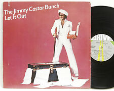 Jimmy Castor Bunch         Let it out         USA      NM #  M