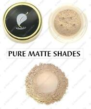 Pure Cosmetics Vanilla Cream Mineral Eyeshadow Matte Brown Neutral Light Makeup