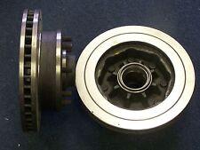 Qualitee R93990 Front Disc Brake Rotor Set P30 G30 C30 R30 R3500 P35 C3500 G3500