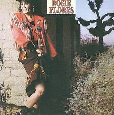 FREE US SHIP. on ANY 3+ CDs! NEW CD Rosie Flores: Rosie Flores