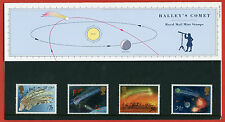 1986 Appearance of Halley's Comet Presentation Pack