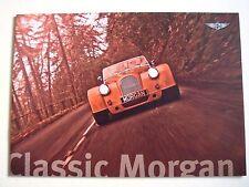 Morgan . Morgan Classic . 2012 Sales Brochure