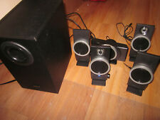 Creative Inspire T6100 Sound Sysem 5 Speakers and Subwoofer
