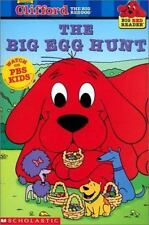 CLIFFORD The Big Egg Hunt (Brand New Paperback Leveled Reader) Norman Bridwell