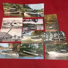11 Wisconsin Dells - Duck Boats - Post Cards