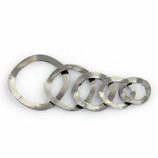 A4 MARINE GRADE STAINLESS STEEL WAVE WAVY SPRING CRINKLE WASHERS METRIC M3-M19