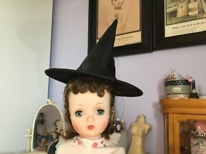 FOR Halloween Alexander CISSY Revlon Dollikin Black American Girl  Witches Hat
