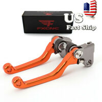 For  125 250 SX 350SX-F 450XC-W 450EC  500 XC-W EC Dirt Clutch Brake Levers