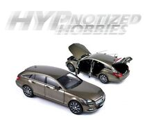 Norev 1:18 2012 Mercedes-Benz Cls 500 Shooting Brake Die-Cast Grey 183549