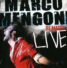 Re Matto Live (CD + DVD) [2 CD] - Marco Mengoni RCA ITALIANA