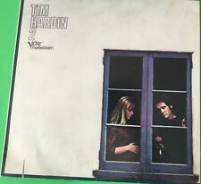 RARE VINTAGE TIM HARDIN 2 VERVE FORECAST VINYL RECORD LP FOLK ROCK NM 833 343-1