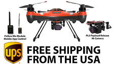 SwellPro Splash Drone 3 Plus with PL3 Payload Release Camera and Follow Me Mode