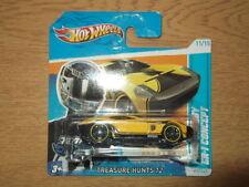 Hot Wheels Treasure Hunt Shelby Diecast Racing Cars
