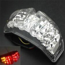 Tail Brake light with turn signals clear lens For Yamaha Fazer FZ1 FZ8 FZS1000